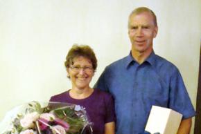 Hans und Brigitte Ackermann