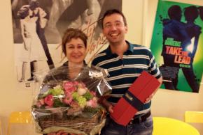 Silvia Schild und Jürg Bärtschi
