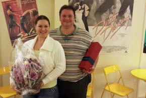 Verena Mieg und Dani Bolliger