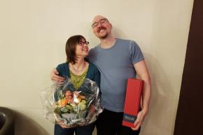 Corinne und Thomas Büchler