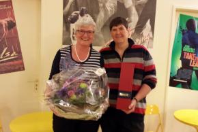 Karin Cagnazzo und Kathrin Spicher