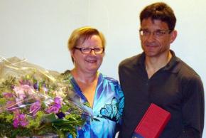 Regina Eichenberger und Mario Suter