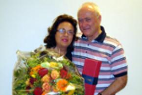Loredana und Max Furter