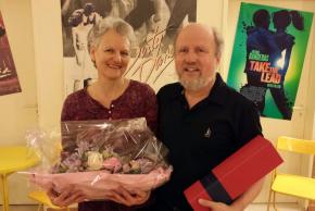 Elisabeth und Bernhard Hangartner