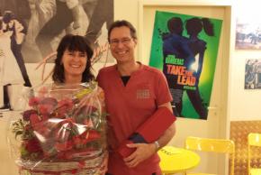 Manuela Haug und Beat Huber
