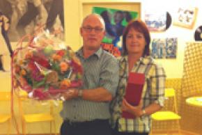 Susanne Krucker und Peter Kretz
