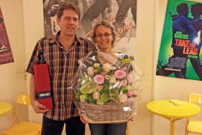 Barbara Huber und Martin Oeler
