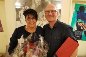 Esther Schallenberger und Stefan Pedrossi