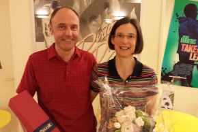 Esther und Thomas Russenberger