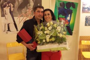 Teresa und Romeo Talora
