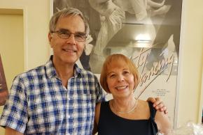 Eugen und Karin Urech