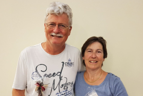 Rolf und Heidi Walti