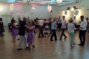 ...und immer wieder tanzen...